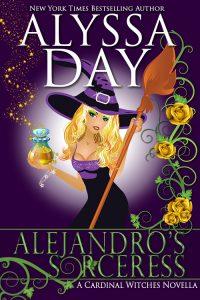 Sale: Alejandro's Sorceress by Alyssa Day