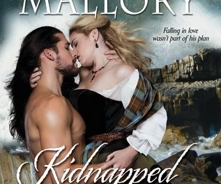 Kidnapped by A Rogue by Margaret Mallory