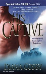 His Captive by Diana Cosby