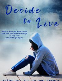 Excerpt: Decide to Live by Shirley Anne Edwards