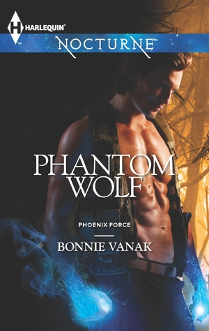 Phantom Wolf by Bonnie Vanak