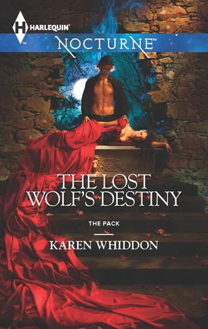Review: The Lost Wolf's Destiny by Karen Whiddon