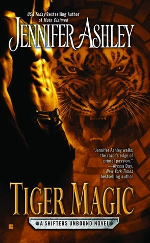 Review: Tiger Magic by Jennifer Ashley