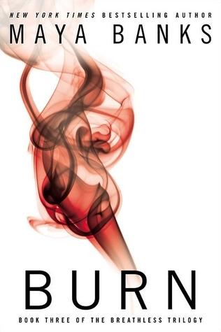 Contemporary #Romantica #Review: Burn by Maya Banks