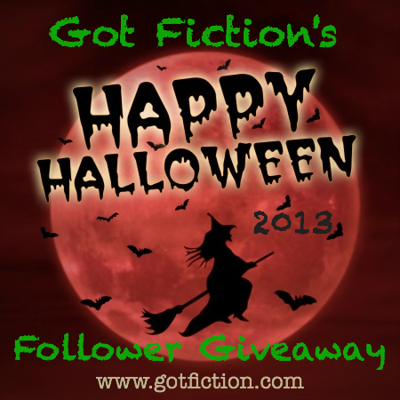 Celebrate #Halloween w/ @GotFictionBlog! Join in our #Giveway Fun!