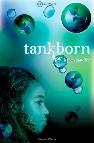 #Tankborn by #Karen #Sandler #YA #YaWednesdays #Review