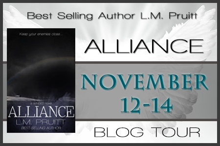 Alliance by L.M. Pruitt -Blog Tour
