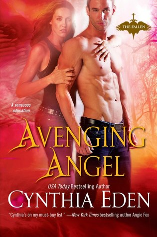 Review: Avenging Angel by Cynthia Eden