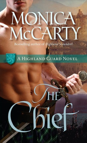 #TBT #HistoricalRomance Review: The Chief by Monica McCarty