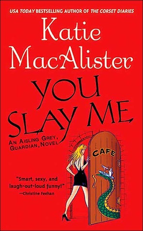 #WeekendQuickie #Review: You Slay Me by Katie MacAlister