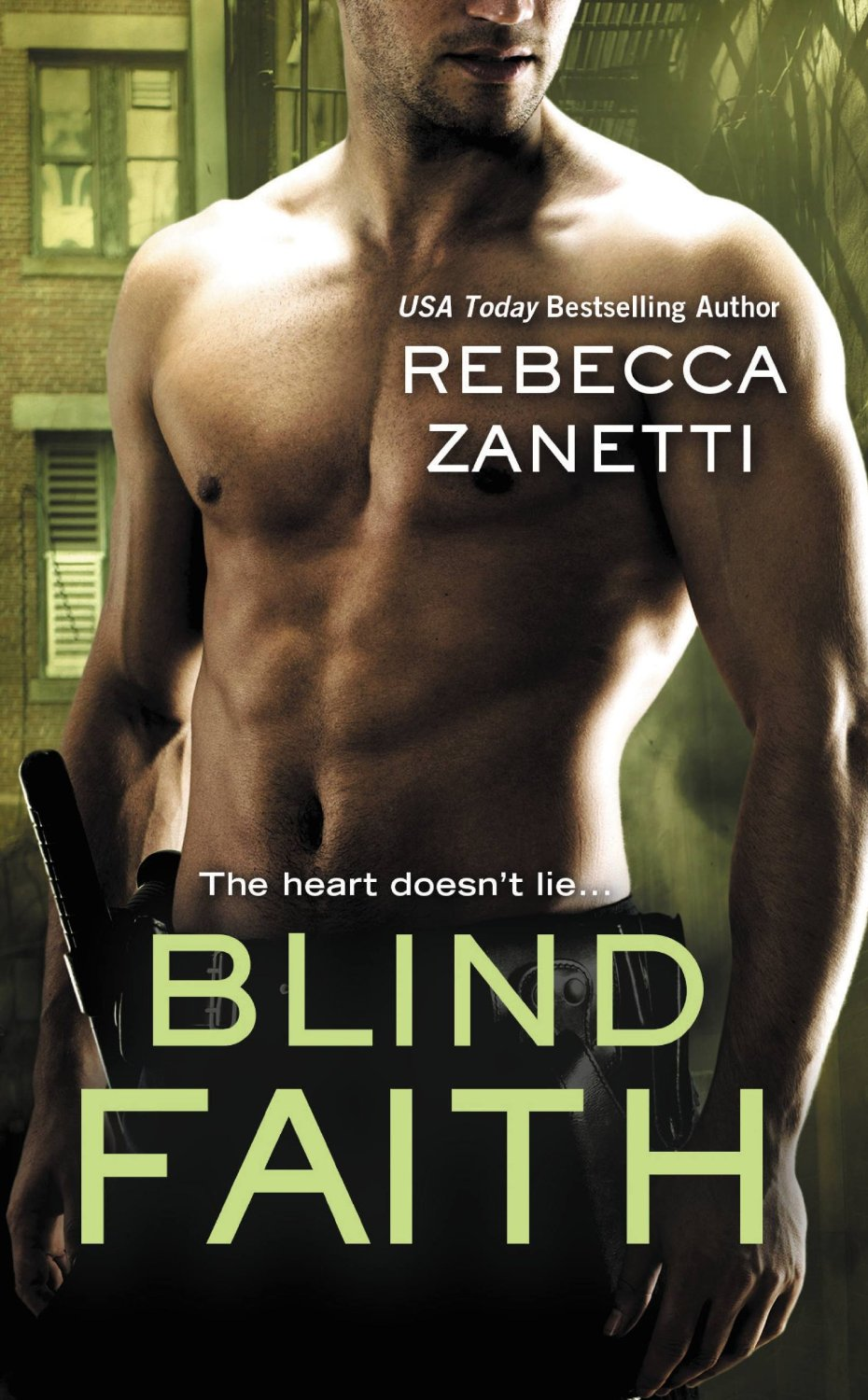 Blind Faith (Sin Brothers #3) by Rebecca Zanetti