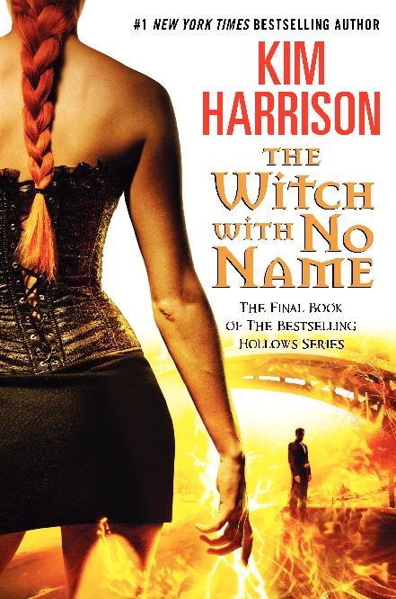 Cover Reveal: The Witch With No Name