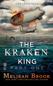 Review: The Kraken King and the Scribbling Spinster