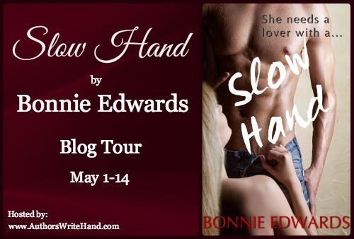 Slow Hand Blog Tour: Book Spotlight, Giveaway, & Excerpt!