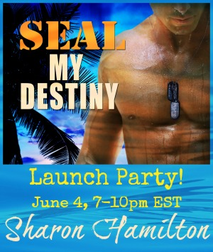 You are invited: SEAL My Destiny Launch Party!