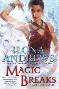 Review: Magic Breaks by Ilona Andrews