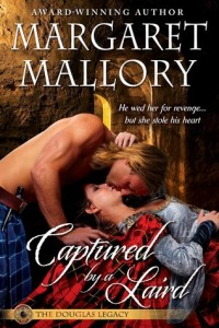 Review: Captured by a Laird by Margaret Mallory