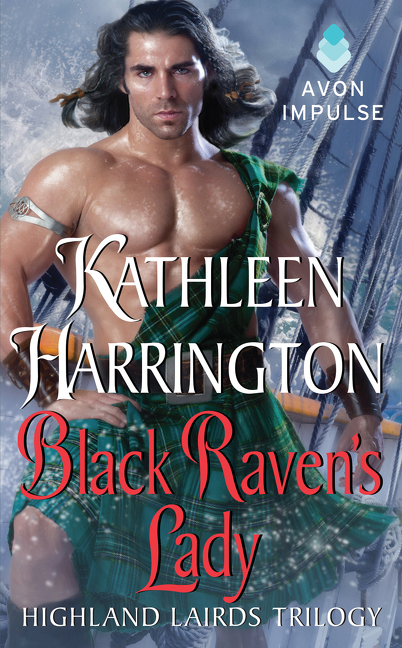 Black Raven's Lady by Kathleen Harrington