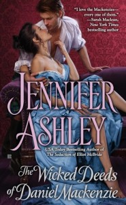 Review: The Wicked Deeds of Daniel Mackenzie by Jennifer Ashley