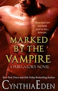 Review: Marked by the Vampire by Cynthia Eden