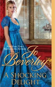 DNF Review: A Shocking Delight by Jo Beverley