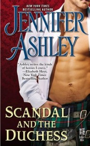 Review: Scandal and the Duchess by Jennifer Ashley