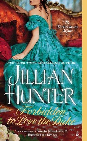 Review: Forbidden to Love the Duke by Jillian Hunter