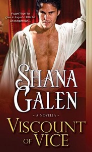 Review: Viscount of Vice by Shana Galen
