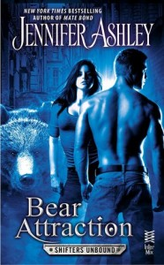 Review: Bear Attraction by Jennifer Ashley