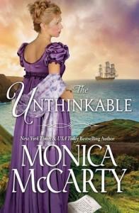 Monica McCarty Wrote a Regency?!