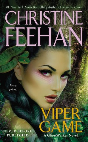DNF Review: Viper Game by Christine Feehan