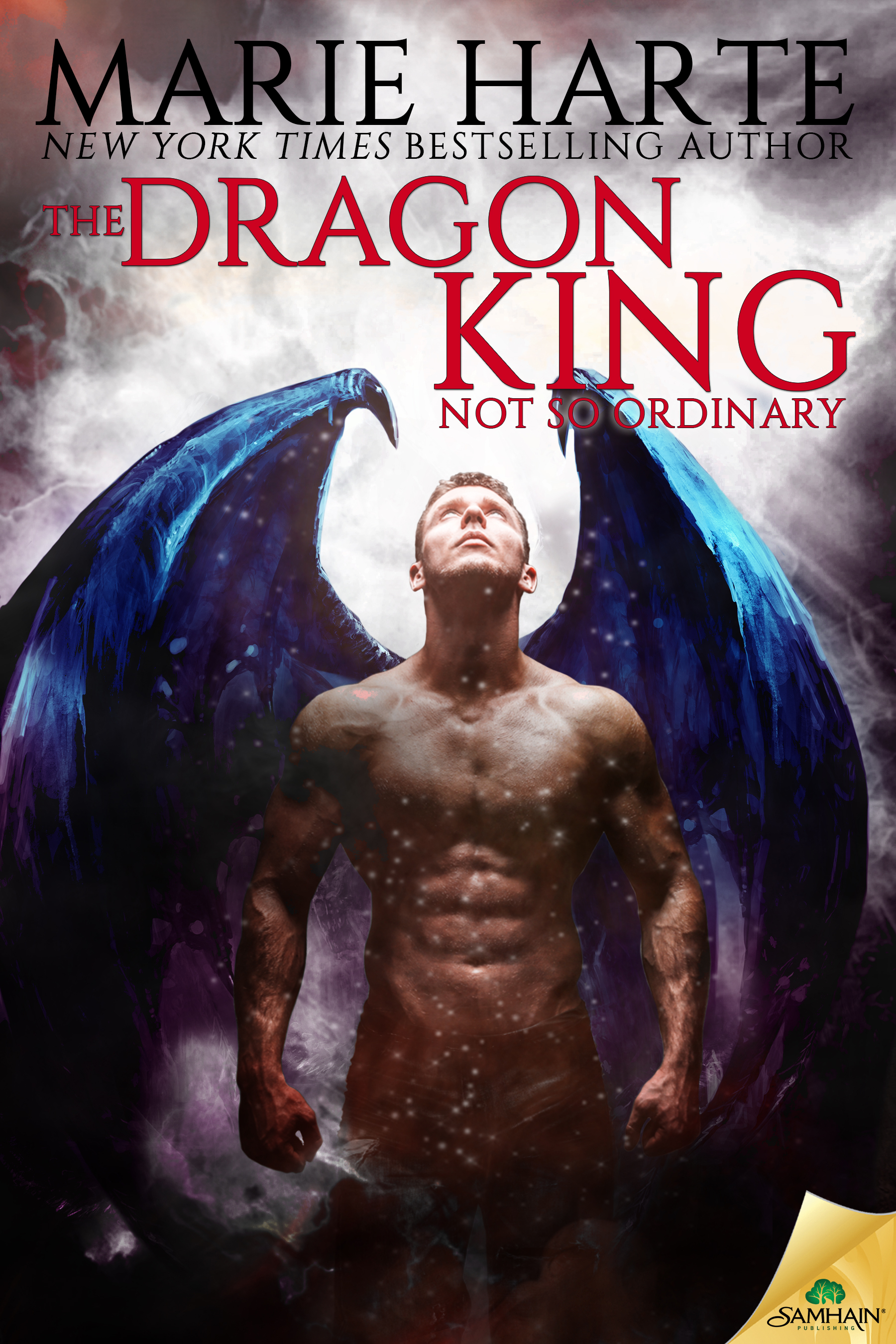 DRAGON KING: Not So Ordinary by Marie Harte Release Blitz
