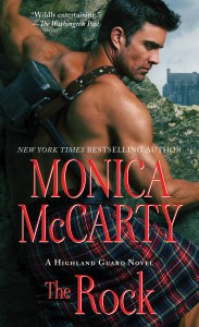 #Giveaway: The Rock and The Striker by Monica McCarty