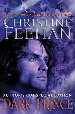 DNF Review: Dark Prince by Christine Feehan