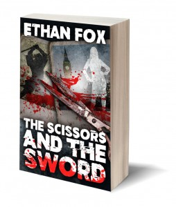 Promo Post: The Scissors and the Sword by Ethan Fox