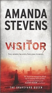 The Visitor by Amanda Stevens