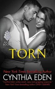 #Contest and Blog Tour: Torn by Cynthia Eden