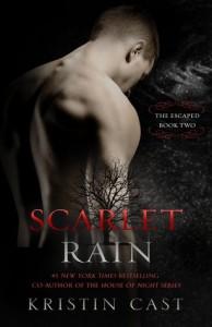 #Giveaway  Scarlet Rain by Kristin Cast