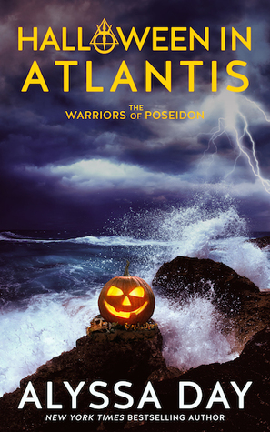 Halloween in Atlantis by Alyssa Day