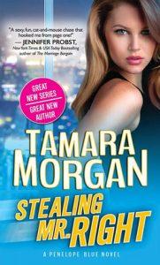 Stealing Mr. Right by Tamara Morgan & BaubleBar Gift Card