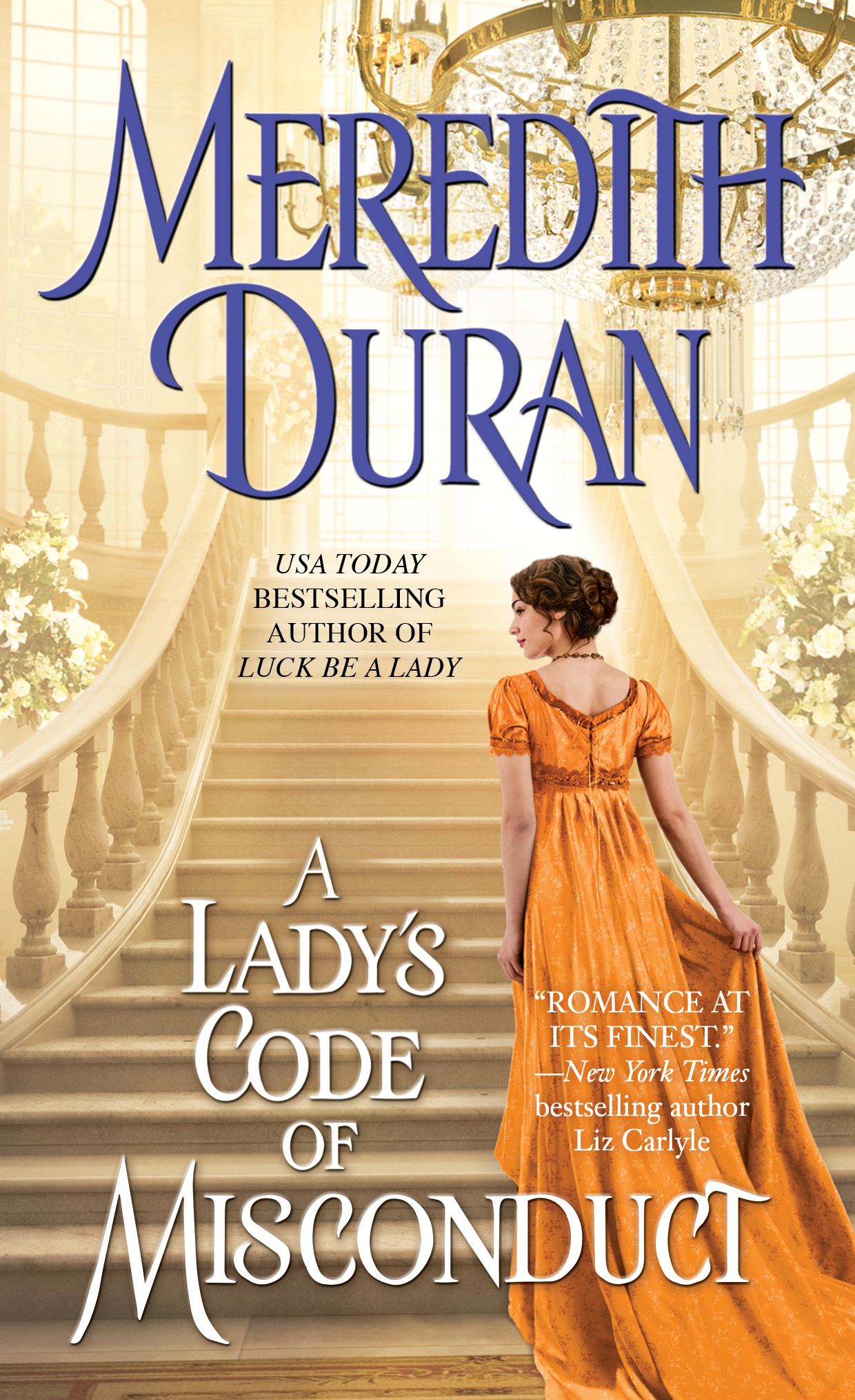 #Giveaway: A Lady's Code of Misconduct by Meredith Duran