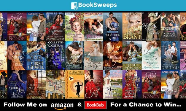 Last Day to Enter BookSweeps giveaway!