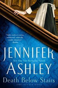Death Below Stairs by Jennifer Ashley