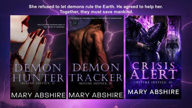 Promo: Divine Justice series on sale