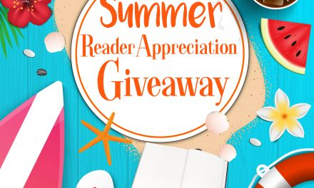 Summer Reader Appreciation Giveaway 2018
