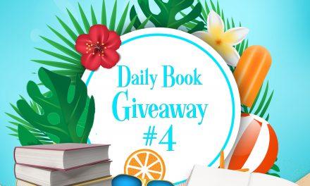 Summer Reader Appreciation Daily Giveaway #4