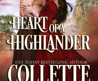 Heart of a Highlander by Collette Cameron