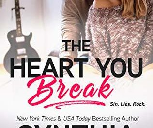 The Heart You Break by Cynthia Eden