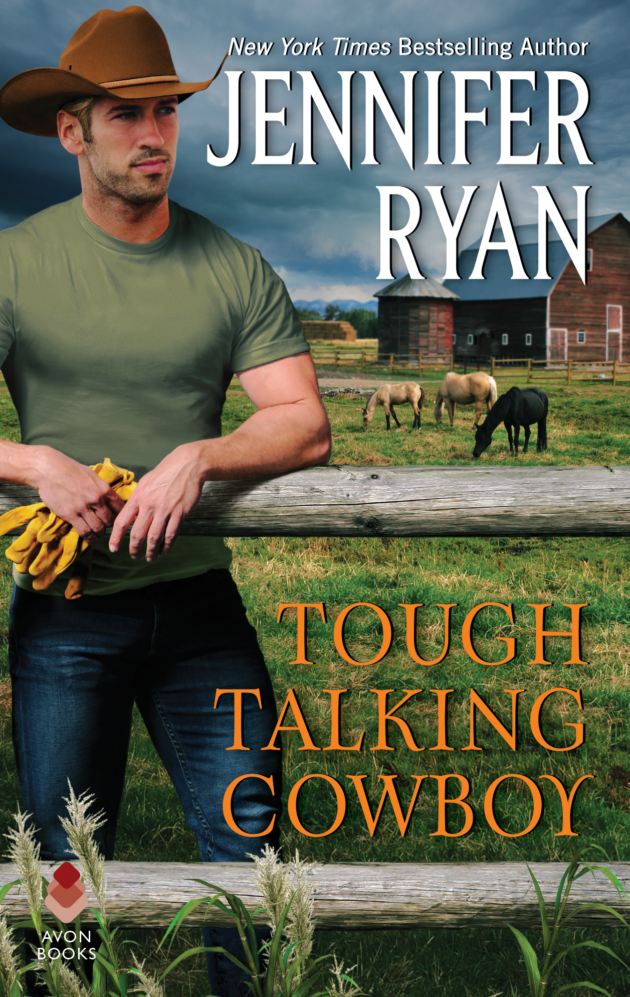 New Release: tough talking cowboy