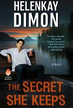 The Secret She Keeps by HelenKay Dimon